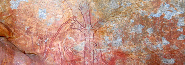 Weld Ranges Aboriginal Rock Art